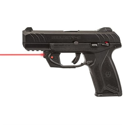 Viridian Essential Laser - Ruger Security 9 Essential Laser Red