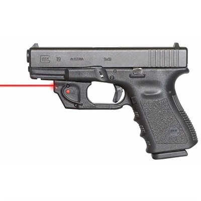 Viridian Essential Laser - Glock 17, 19, 22, 23, 26, 27 Essential Laser Red