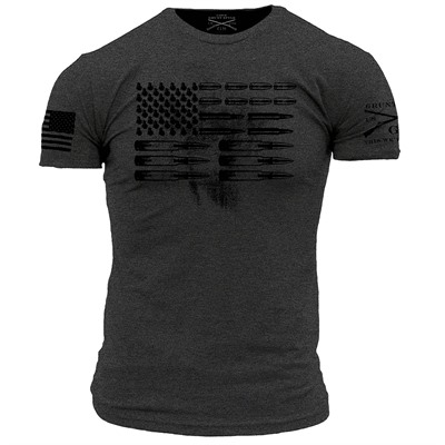 Grunt Style Ammo Flag T-Shirts - Ammo Flag T-Shirt 3xl