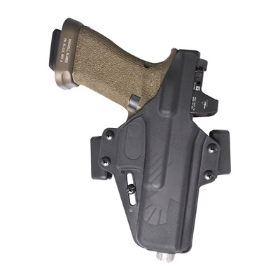 Raven Concealment Systems Perun Holsters - G17 Perun Holster Black
