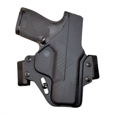 Raven Concealment Systems Perun Holsters - M&P Shield Perun Holster Black