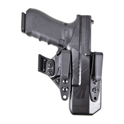 Raven Concealment Systems Eidolon Holsters Full Kit For Glock - G17 Eidolon Full Kit Holster Right Hand 1.75 Overhooks Blk