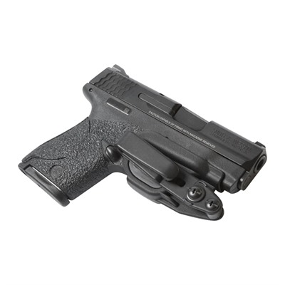Raven Concealment Systems Vanguard 2 Holsters - M&P Shield Vanguard 2 Basic Kit 1.5 Overhook Black