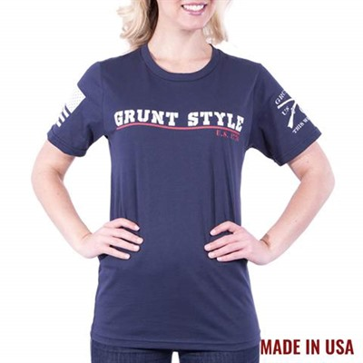 Grunt Style Collegiate T-Shirts - Collegiate T-Shirt Xl
