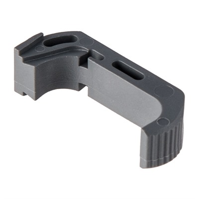 Tangodown Vickers Glock Extended Magazine Release - Vickers Tactical Gen4 Extended Mag Release, Gray