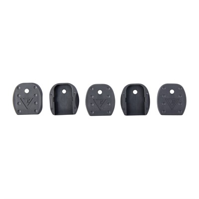 Tangodown Tactical Floorplates For  Glock - Tactical Magazine Floor Plates For Glock, Gray