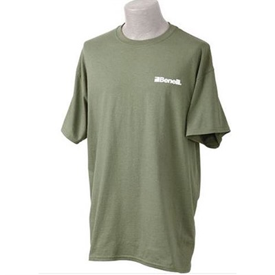 Benelli U.S.A. M4 Miltary Issue T-Shirts - M4 Military Issue T-Shirt Od Green Small