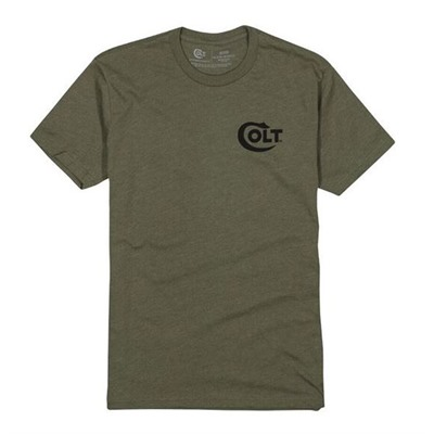 Colt Apex T-Shirts - Apex T-Shirt Od Green Medium