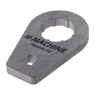 M-Machine Savage Barrel Nut Wrench - Savage Small Barrel Nut Wrench