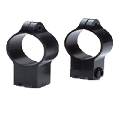 Talley Rimfire Scope Rings - Anschutz 22 Steel Rimfire High 30mm W/Dovetail Scope Rings