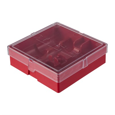 Lee Precision 3 Die Replacement Box - 3 Die Replacement Box Red