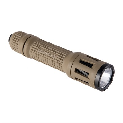Inforce-Mil Tfx Handheld Light - Tfx Handheld Light Fde