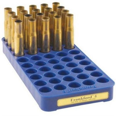 Frankford Arsenal Perfect Fit Reloading Tray - 9mm Luger/Makarov #3 Perfect Fit Reloading Tray 50 Round
