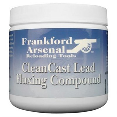 Frankford Arsenal Cleancast Lead Flux - Cleancast Lead Flux 1 Lbs
