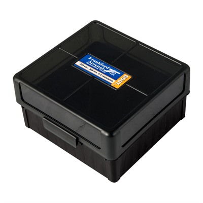 Frankford Arsenal Hinge-Top Ammo Box - 243 Win, 308 Win #1009 Hinge-Top Ammo Box 100 Ct.
