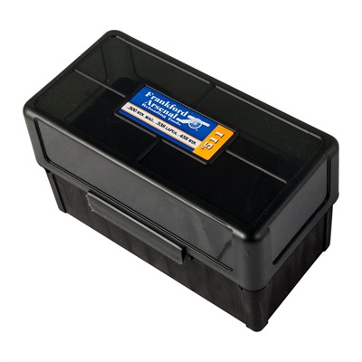 Frankford Arsenal Hinge-Top Ammo Box - Belted Magnum #511 Hinge-Top Ammo Box 50 Ct.