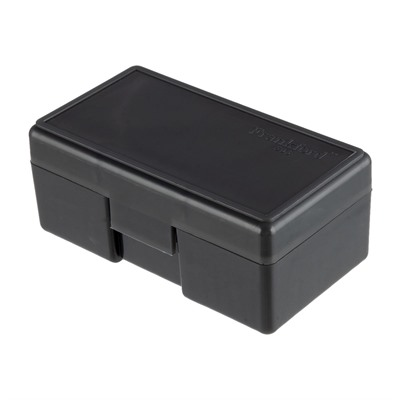 Frankford Arsenal Pistol Ammo Boxes - 38 Special, 357 Magnum #503 Ammo Box 50 Ct. Gray
