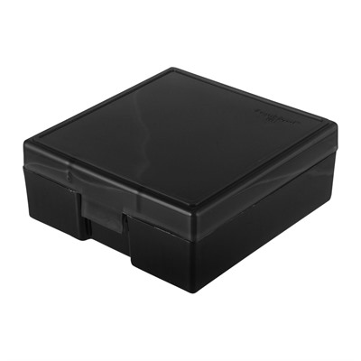 Frankford Arsenal Pistol Ammo Boxes - 38 Special, 357 Magnum #1003 Ammo Box 100 Ct. Gray