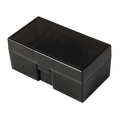 Frankford Arsenal Rifle Ammo Boxes - 460 S&W, 500 S&W, 45-70 Gov'T #514 Ammo Box 50 Ct. Gray