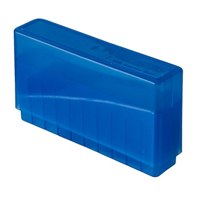 Frankford Arsenal Rifle Ammo Boxes - 270 Winchester, 30-06 Springfield #210 Ammo Box 20 Ct Blue