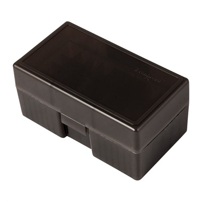 Frankford Arsenal Rifle Ammo Boxes - 22 Br, 7.62x39mm #512 Ammo Box 50 Ct. Gray