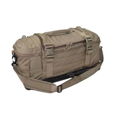 Eberlestock R1 Bang Bang Range Bag - R1 Bang Bang Range Bag Dry Earth