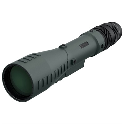 Athlon Optics Cronus Tactical 7-42x60mm Spotting Scope With Ranging Reticle - 7-42x60mm Straight Body Spotting Scope W/Ranging Reticle