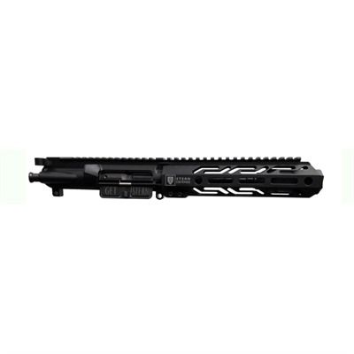 Stern Defense Ar-15 Sd Mod 5 9mm Upper Receivers M-Lok Complete - Sd Mod 5 9mm Upper Receiver 6in M-Lok Complete Black
