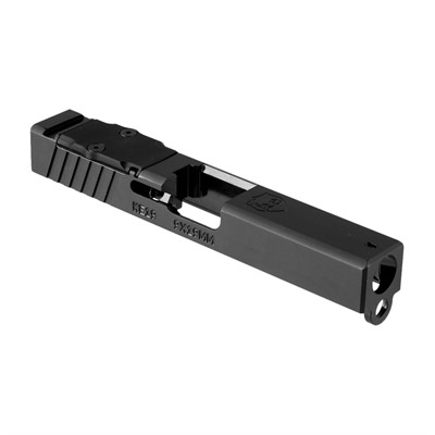 Ke Arms Alpha Glock Slides - Ke19 Slide With Rmr Optic Cut