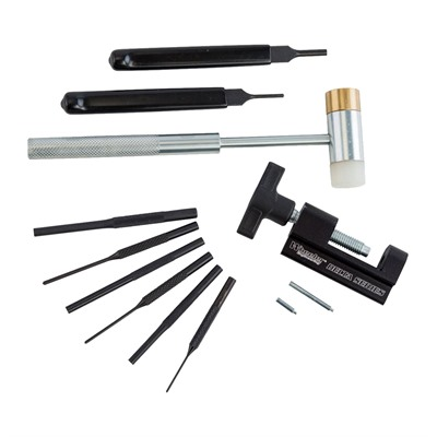 Wheeler Engineering Delta Series Ar-15 Roll Pin Installation Kit