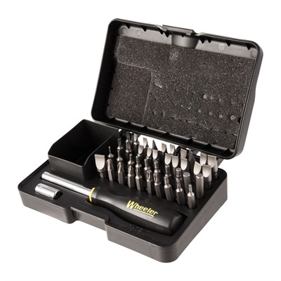 Wheeler Engineering Professional Gunsmithing Screwdriver Set - Professional Gunsmithing Screwdriver Set 43pc