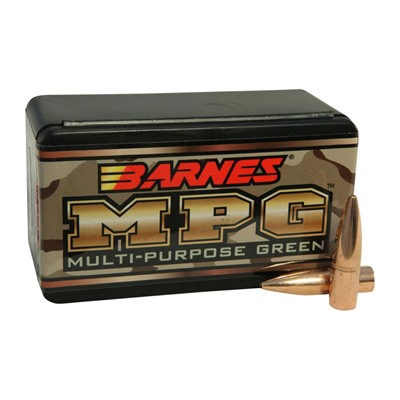 Barnes Mutli-Purpose Green (Mpg) 30 Caliber (0.308