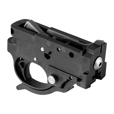 Powder River Precision Inc Ruger10/22 Drop-In Trigger Assembly Black - Ruger10/22 Drop In Trigger Assembly