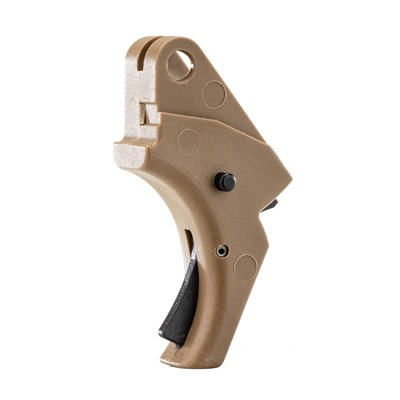 Apex Tactical Specialties Inc Smith & Wesson Sdve Polymer Action Enhancement Trigger - S&W Sdve Polymer Action Enhancement Trigger-Fde