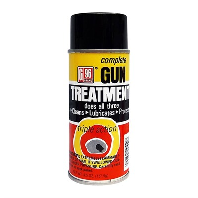 G96 Products Inc Gun Treatment - Gun Treatment 4.5oz