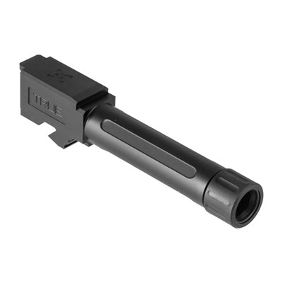 True Precision Threaded Barrels For The Glock 26 - G26 Threaded Barrel 1/2
