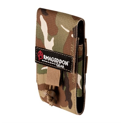 Armageddon Gear Adjustable Aics/Aw Mag Pouch - Aics/Aw Mag Pouch, Multicam