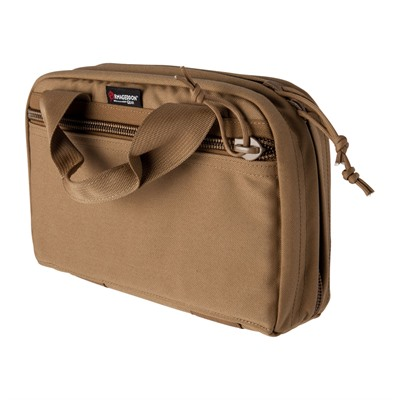 Armageddon Gear Perfect Pistol Case - Perfect Pistol Case, Coyote Brown