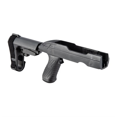 Sb Tactical Ruger Charger 10/22 Takedown Sba3 Brace Kit - Ruger Charger 10/22 Takedown Sba3 Brace Kit Black