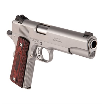 Ed Brown Special Forces 45 Acp - Special Forces 45 Acp Ss 5