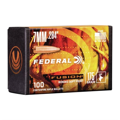Federal Fusion Component 7mm (0.284