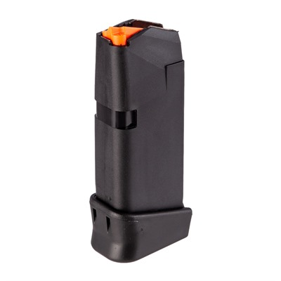 Glock Gen 5 Magazine For Glock G26 - Magazine For Glock 26 9mm +2 12rd Polymer Black