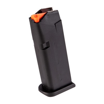 Glock Magazine For Glock 43x/48 - Magazine For Glock 43x/48 9mm 10rd Polymer Black