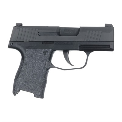 Talon Grips Inc Grip Tape For Sig Sauer P365 - Grip Granulate Black For Sig P365
