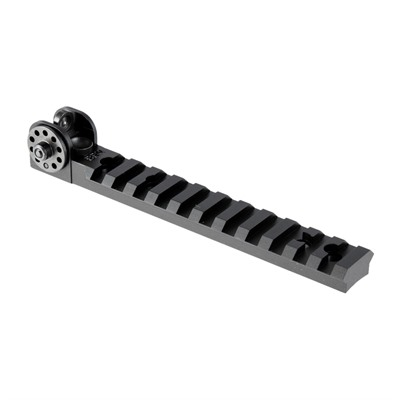 Brownells Brn-22 10/22 Rear Sight & Rail