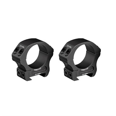 Vortex Optics Pro Series Scope Rings - 30mm Low (0.90