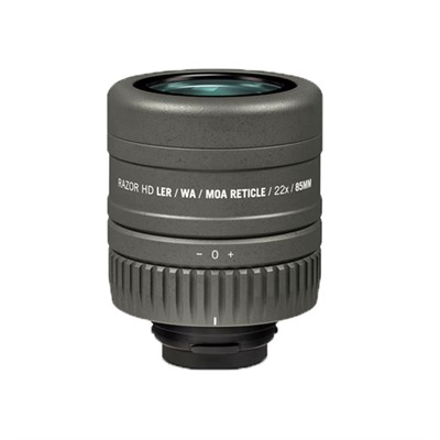 Vortex Optics Razor Hd 85mm Reticled Eyepiece - Razor Hd Mrad Ranging Eyepiece