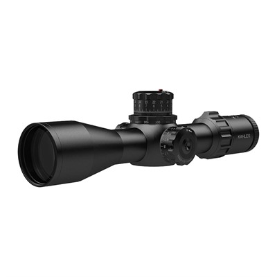 Kahles K318i 3.5-18x50mm Scope Skmr3 Reticle - 3.5-18x50mm Ffp Smkr3 Left Windage