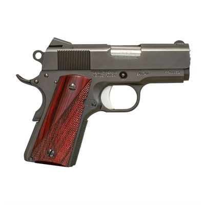Fusion Firearms 1911 Bantam Blue/Wood 3.25