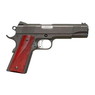Fusion Firearms 1911 Reaction Blue/Wood - 1911 Reaction 9mm